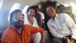pawan-kalyan-rare-photo-in-flight-with-anand-sai-sharat-marar