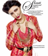 shruti-hassan-harpers-bazaar-magazine-bridal-photoshoot