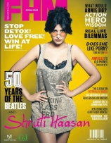shruti-hassan-on-fhm-coverpage-for-feb-2014-issue