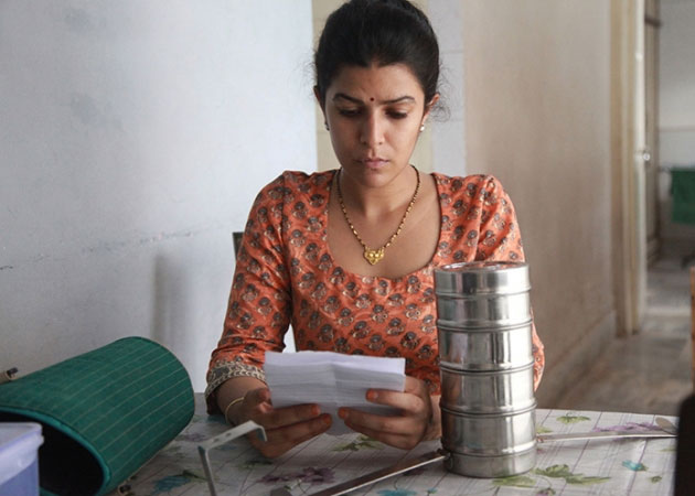Nimrat Kaur in Lunch Box