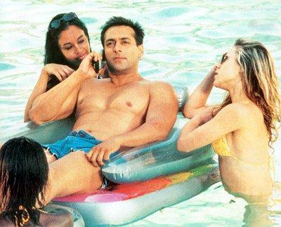 Salman Khan in No Entry
