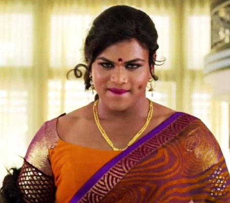 Manchu-Manoj-Lady-Look