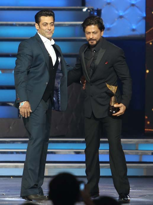 SRK and Salman Khan 2