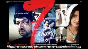 7 Khoon Maaf Songs