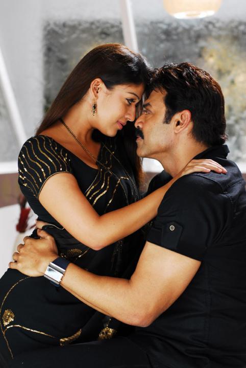 Nayan and Venky in Tulasi
