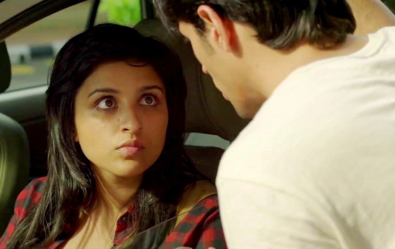Parineeti's look in Hasee Toh Phasee