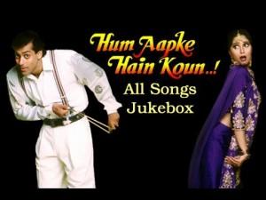 Hum Aapke Hain Kaun Songs