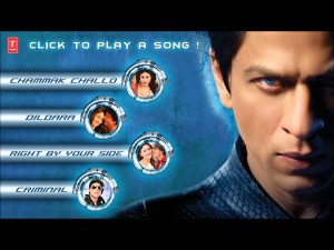 Ra One Songs