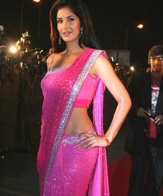 Saree Katrina