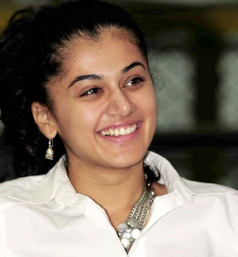 Taapsee in a negative role