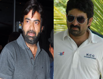 ravi teja's brothers caught in drug scandals