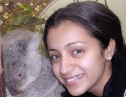trisha accused of drug-consumption