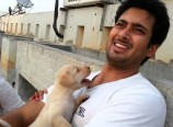 Uday Kiran's Rare Video with his Dog