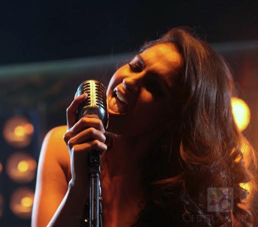 Andrea Singing Stills latest photos