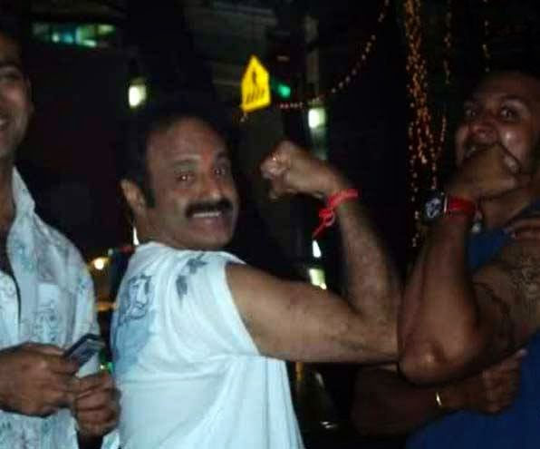 Balakrishna-Muscle-Show