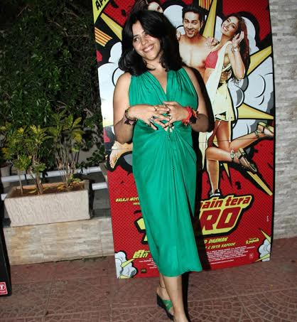 Ekta-Kapoor-at-Main-Tera-Hero-Success-Party