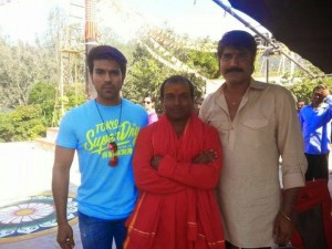 Ramcharan-Latest-Working-Pics-from-Govindudu-Andari-vadele-Sets
