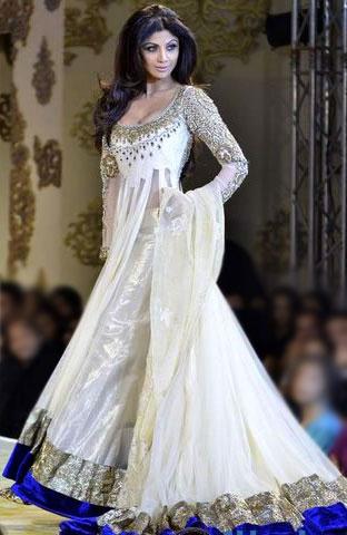 Shilpa-Shetty-Anarkali