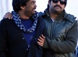 Jr NTR Allu Arjun Latest Photos in Spain
