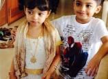 Aaradhya Bachchan in Traditional Look