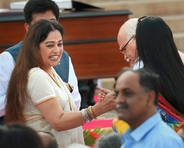 Kirronkher-at-Modi-Swearing-in-Ceremony