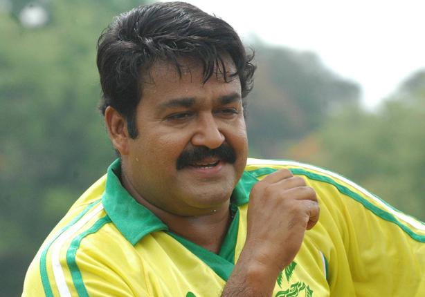 Mohanlal-Volleyball-Match