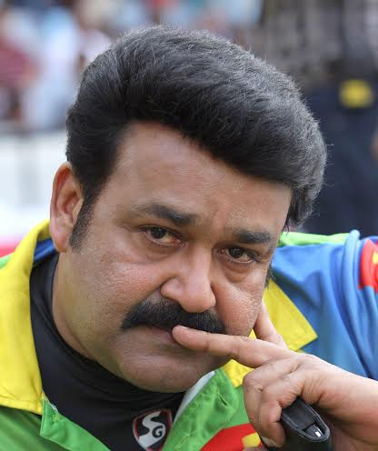 Mohanlal-Volleyball