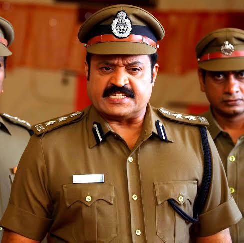 Suresh-Gopi-Police