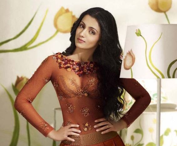 Trisha-in-Ajith's-55th-Movie
