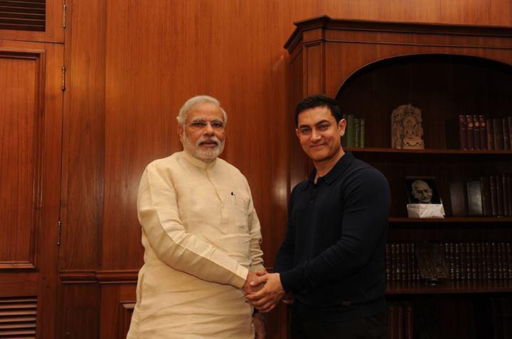 Aamir-Khan-met-Modi