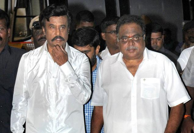 Lingaa-Shooting-Halted