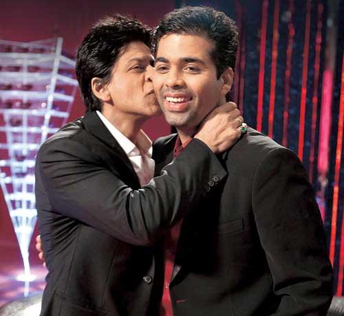 SRK-Karan-Johar