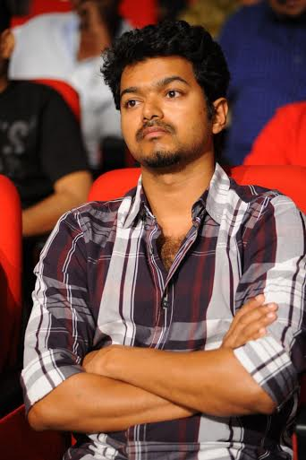 Vijay will not Fight with Villain