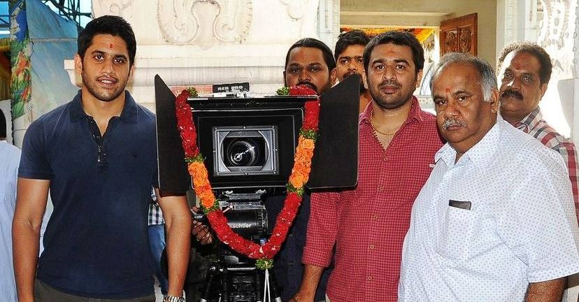naga-chaitanya-sudheer-varma-movie-launch