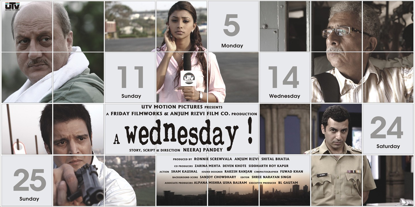 A-Wednesday-Poster
