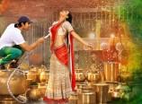 Kajal-Ramcharan-Hot-Stills-in-GAV