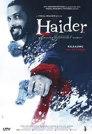 Shahid's Haider Movie