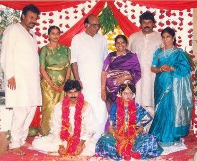 Pawan Kalyan First Marriage