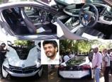 Thala Ajith New BMW I8 Car