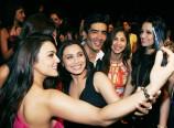 Bollywood Heroines Selfie Photo