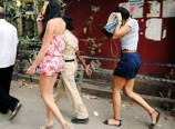 Heroines Caught in Rave Party