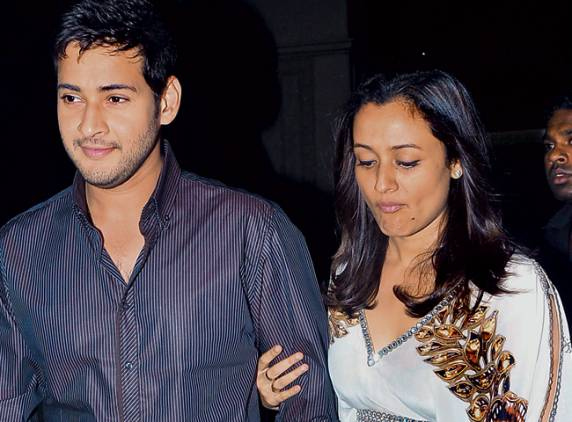 Mahesh Babu and Namratha