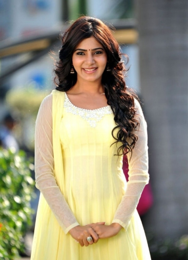 Samantha Gift From Tollywood