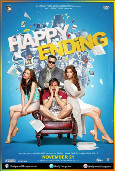 Happy Ending New Poster