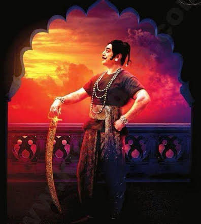 Kamal Hassan New Look in Uttama Villain