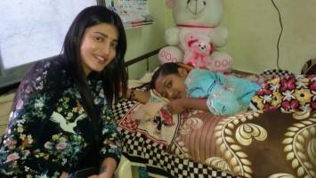 Shruti Haasan Makes A Wish Come True