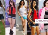 Heroines in Shorts Photos