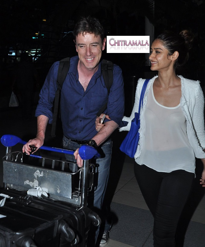 Ileana and Andrew Affair