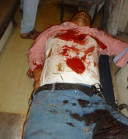 Janakiram Dead Body