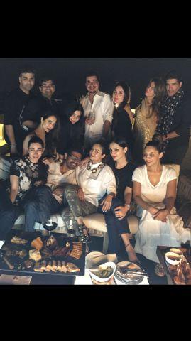 Karan Johar Star Studded Party